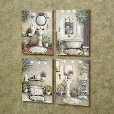 Decorating Bathroom Ideas Walls With in Best Wall Art Decor bathroom
