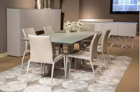Amini Dining Room Furniture Aico Trance Rotterdam Rectangular Dining Table 2 Pc By Michael Amini