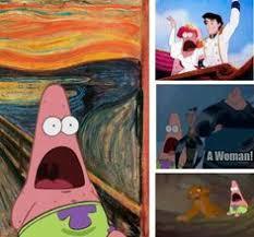 Surprised Patrick Memes - surprise patrick surprise patrick pinterest surprised patrick