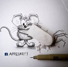 creative drawing make everyday object into funny art 99inspiration