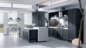 agencement de cuisine agencement de cuisine ouverte table cuisine scandinave amenagement