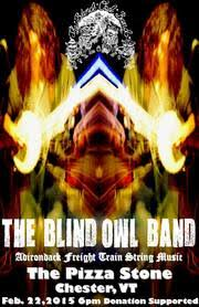 Blind Owl Band The Blind Owl Band Live At The Blue Plate Special Radio Hour