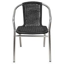 chaise bistrot alu chaise terrasse aluminium mobilier chr mobeventpro