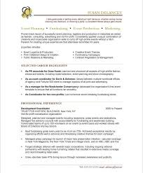 Objective In Resume Example by 18 Best Non Profit Resume Samples Images On Pinterest Free