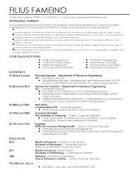 Best Mechanical Engineering Resume by Mechanical Engineering Resume Sample Engineer Cover Letter For