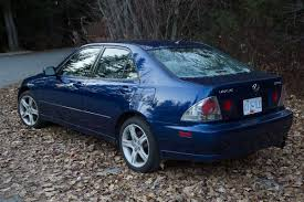 lexus is300 blue 2001 lexus is300 for sale 7950 north vancouver canada