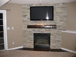 low cost easy fireplace mantel natural look of distressed wood