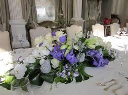 Silk Flower Arrangements For Dining Room Table Dining Room Table Flower Arrangements Zenboa