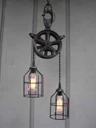 vintage industrial lights architecture vintage industrial pulley