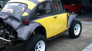 baja buggy street legal 1968 baja bug for sale ebay youtube
