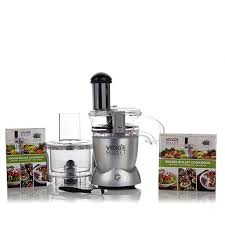 3 In 1 Kitchen by Nutribullet Veggie Bullet 3 In 1 Machine And Recipe Book 8280062