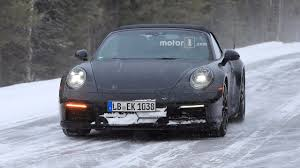 porsche beetle conversion vwvortex com next gen porsche 911 mule spied testing will be
