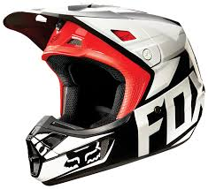 fox motocross suit fox racing v2 race helmet revzilla