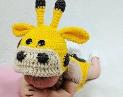 Giraffe Halloween Costume Baby Giraffe Costume Etsy