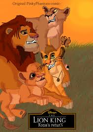 tlk comic 1 vitani2 u0027s album u2014 fan art albums lion king