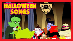 halloween night kids halloween song scary and dancing songs