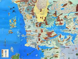 Dnd World Map by 2e Map Of Faerun Dnd
