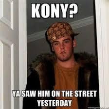 Kony Meme - stop kony stop kony pinterest