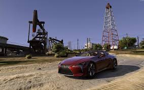 2018 lexus lc 500 new 2018 lexus lc 500 add on tuning hq gta5 mods com