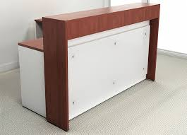 Narrow Reception Desk Reception Furniture By Cubicles Com