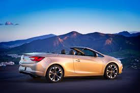 opel cascada 2018 new opel vauxhall cascada photos and details video