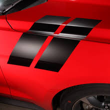 decals for ford mustang 2015 2016 ford mustang to fender side hash stripes