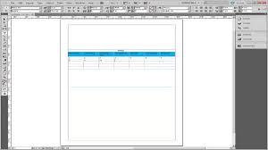 printable calendar generator how to create calendar in indesign youtube