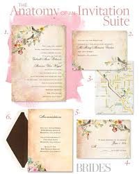 what do i need for a wedding everything you need to about your wedding invitation suite