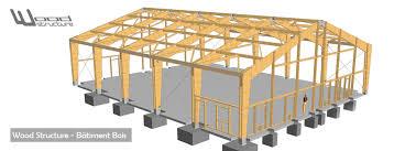 bureau etude batiment bureau etude bois wood structure