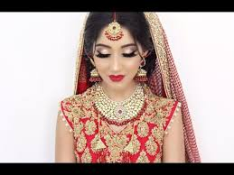 Bridal Pics Traditional Asian Bridal Hair And Makeup