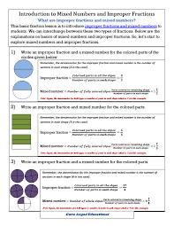 understanding mixed numbers and improper fractions u2014 steemit