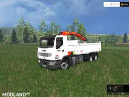 renault 26 renault lander benne v 1 0 mod for farming simulator 2015 15