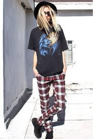 pattern jeans tumblr 5 ways to step up your vintage t shirt game whatruwearing