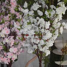 artificial trees cherry blossoms artificial trees cherry blossoms