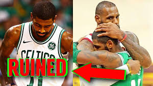 biography about kyrie irving how kyrie irving ruined his nba career and life why kyrie will