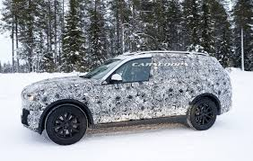 scoop a close up look on bmw u0027s escalade sized x7 suv