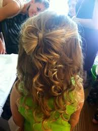 flower girl hair hairstyle for a girl wedding hairstyles