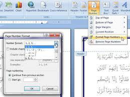 cara membuat nomor halaman yang berbeda di word 2013 cara membuat nomor halaman otomatis di word video tutorial89