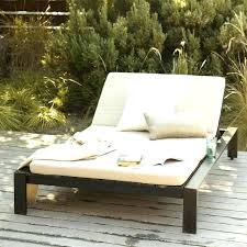 patio furniture wayfair double patio chaise lounge chairs you ll