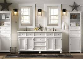 Bathrooms With Double Vanities Sofa Elegant White Bathroom Double Vanity Virtu Usa Caroline