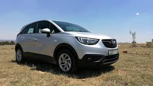 opel minivan opel crossland x 2017 launch review cars co za