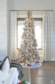 White Christmas Tree With Gold Decorations 7199 Best All About Christmas Images On Pinterest Holiday Ideas