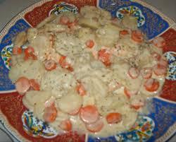 que cuisiner avec des carottes recette saumon au four avec pommes de terre carottes et sauce