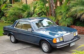 mercedes 300d coupe german cars after 1945 1982 mercedes 300 cd mercedes
