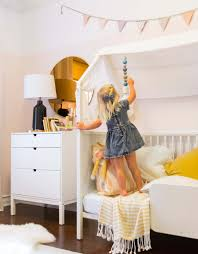 Bedroom Dreaded Scandinavianroom Style Photos Ideas Fascinating A Little U0027s Bedroom Makeover With Stokke Emily Henderson