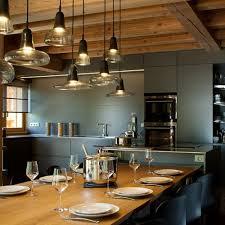 cuisine chalet bois photo de chalets maisons ossature bois et architecture d intérieure