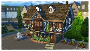 Tudor Mansion Floor Plans by The Sims 4 Build Tutorial How To Build A Tudor House Sims