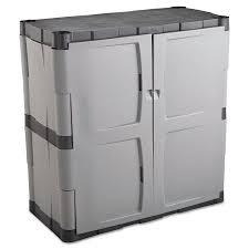 Rubbermaid Storage Cabinet With Doors Rubbermaid Door Storage Cabinet Base 36w X 18d X 36h