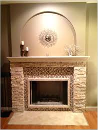 decorative fireplace mantel living room with surround how to and