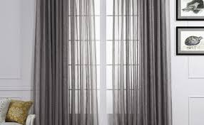 Light Yellow Sheer Curtains Curtains Suitable White Sheer Curtains With Yellow Flowers